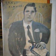Arte: PORT SAID EDICIONES. CARTEL JAVIER DE JUAN: 'GRAY FLANNEL SUIT'.. Lote 168807608