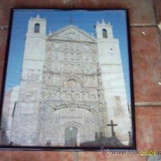 Arte: CUADRO IGLESIA SAN PABLO VALLADOLID ? (FACHADA). Lote 26105772