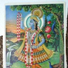 Arte: LAMINA POSTER TAMAÑO GRANDE - INDIA . Lote 14895892