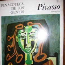 Arte: LOTE DE 18 EJEMPLARES DE PINACOTECA DE LOS GENIOS,VER FOTOS ADICIONALES.. Lote 16913280