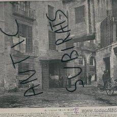 Arte: LAMINA FOTOGRAFICA FOTO ANTIGUA CATALANISME EL FOSSAR DE LES MORERES INDEPENDENTISME CATALA. Lote 16939691