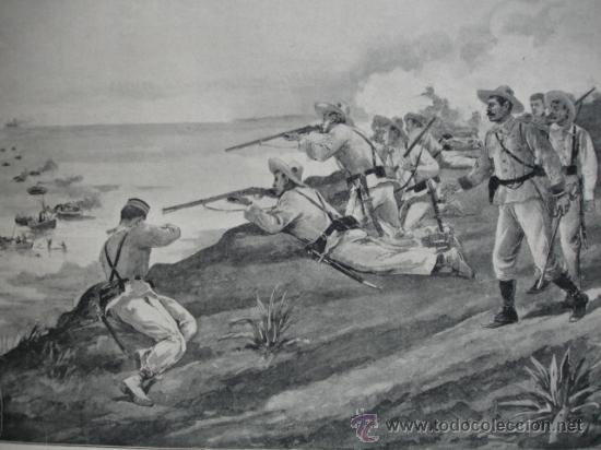 Resultado de imagen de GUERRA DE CUBA ESPAÑA