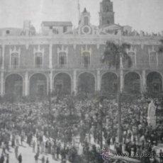Arte: GUERRA DE CUBA,LA HABANA.MANIFESTACION ANTE LA CAPITANIA GENERAL. Lote 17371091
