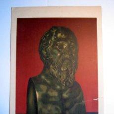 Arte: SOCRATES - LAMINA (FINALES SIGLO XIX). Lote 17605861