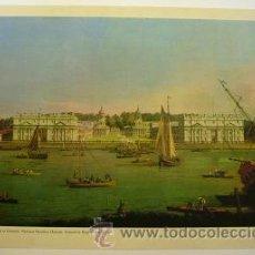 Arte: REPRODUCCION DE UN OLEO DE CANALETO. Lote 18780914