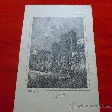Arte: CÓRDOBA. PUERTA DE SEVILLA. AÑO 1888.. Lote 25335539