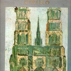 Arte: MAURICE UTRILLO. SKIRA NEW YORK. 6 LAMINAS. DIBUJOS A COLOR. PRINTED IN SWITZERLAND.. Lote 21563677