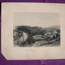 Arte: FOTOTIPIA: REDONDELA (PROV. DE PONTEVEDRA) - VISTA GENERAL - HAUSER Y MENET. Lote 21879125