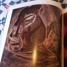 Arte: 'DUETTO INTERIOR', DE OSWALDO CIPRIANI. PÁGINA DE PRENSA. ENMARCABLE.. Lote 23538100