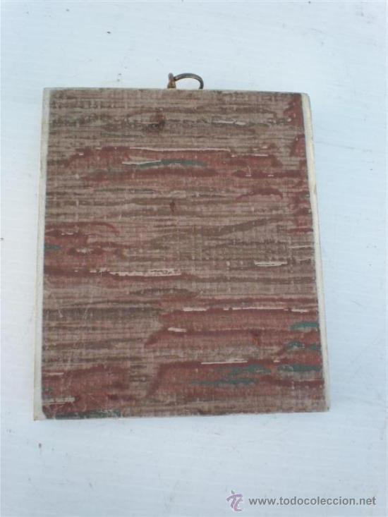 Arte: pequeña lamina marco madera - Foto 3 - 23782498