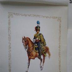 Arte: 3 - LAMINAS DE CABALLERÍA. Lote 24439130