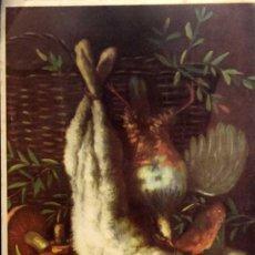 Arte: ANTIGUA LAMINA - MEDIDAS 24 X 17 CENTIMETROS. Lote 25108502