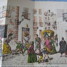 Arte: LAMINA DEL DIA DE LOS INOCENTES 36 CENTI X 27 CENTI VER FOTOS ES LA MISMA. Lote 149148888