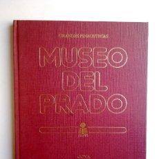 Arte: MUSEO DEL PRADO. XAVIER DE SALAS. GOYA Y LA PINTURA DEL SIGLO XVIII. TOMO I. Lote 28093570