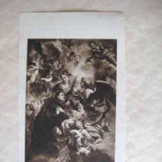 Arte: LAMINA RELIGIOSA MAZZANTI. L. ROMA.. ENVIO GRATIS¡¡¡. Lote 28587350