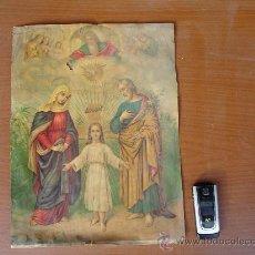 Arte: LAMINA RELIGIOSA. Lote 29833908