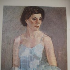 Arte: MUJER,DERMILUZ ANTONIO GUIJARRO 1961. Lote 29914485