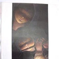 Arte: HARMONIA DE PAZ. DIBUJO FERRANDIZ. 34X43 CM. Lote 30624315