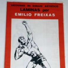Arte: LAMINAS EMILIO FREIXAS .CUADERNO 12 LAMINAS .SERIE 30 .AÑO 1964. Lote 31176556