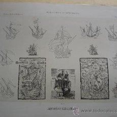 Arte: ANTIGÜAS CARABELAS - MUSEO ESPAÑOL DE ANTIGUEDADES . Lote 31712121