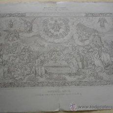 Arte: TAPICERIAS DE LA CORONA - MUSEO ESPAÑOL DE ANTIGUEDADES . Lote 31712578