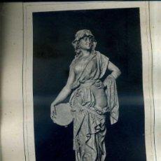 Arte: ALBUM ARTISTICH RENAIXENSA : RAFEL ATCHÉ - LA BAYADERA (1883). Lote 32349235