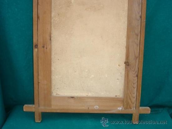 Arte: cuadro con lamina antigua y marco - Foto 4 - 34059558