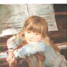 Arte: LÁMINA * NENA DEVANT DEL PIANO * FRANCESC TORRESCASSANA. Lote 85769662
