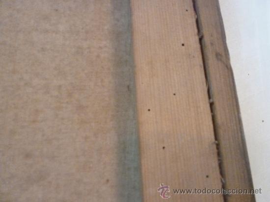 Arte: antigua lamina carton enmarcada - Foto 2 - 35552725