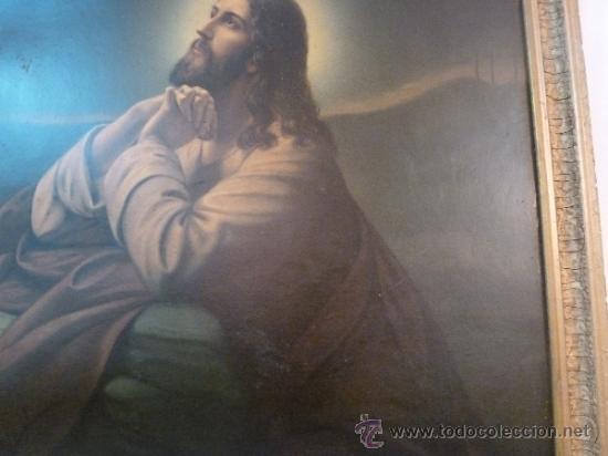 Arte: lamina de papel jesus rezando - Foto 9 - 35667942