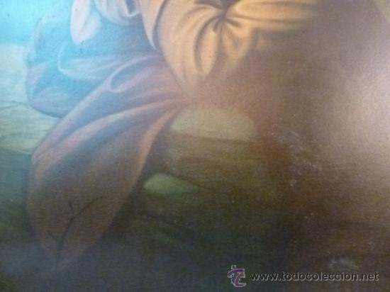 Arte: lamina de papel jesus rezando - Foto 5 - 35667942