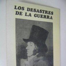 Arte: LOS DESASTRES DE LA GUERRA,80 EDICION 1983, LAMINAS,AGUA FUERTE,GOYA,,. Lote 36868190