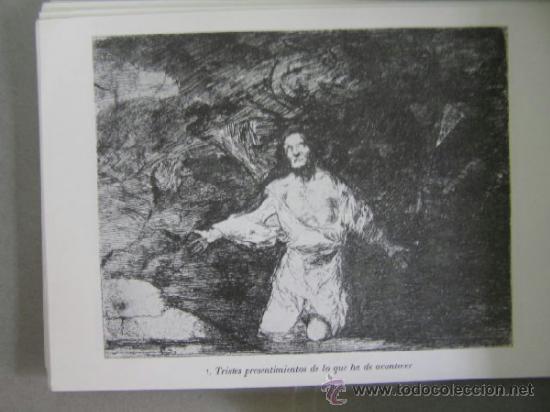 Arte: los desastres de la guerra,80 edicion 1983, laminas,agua fuerte,goya,, - Foto 6 - 36868190