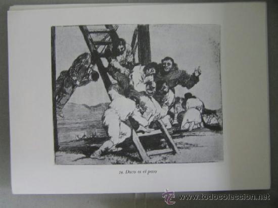 Arte: los desastres de la guerra,80 edicion 1983, laminas,agua fuerte,goya,, - Foto 5 - 36868190