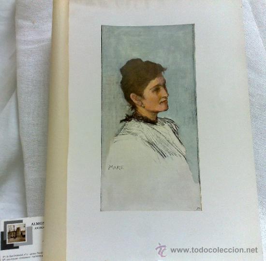 AÑO 1899.- (Arte - Láminas Antiguas)