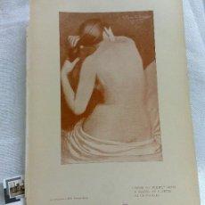Arte: AÑO 1899.-TORSE DE FEMME.- P.PLUVIS DE CHAVANNES- LAMINA ORIGINAL DE ÉPOCA, .-THE STUDIO-MAGAZINE.-. Lote 36910320