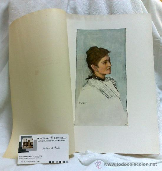 Arte: AÑO 1899.- - Foto 4 - 36910130