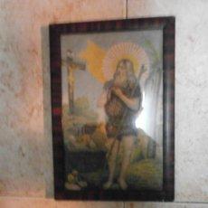 Arte: ANTIGUO CUADRO RELIGIOSO. Lote 38301142