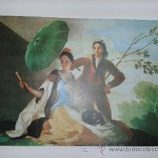 Arte: LÁMINA DE GOYA . Lote 38332346