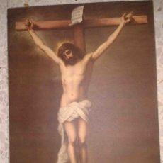 Arte: ANTIGUA LÁMINA DEL MUSEO DEL PRADO,JUAN BARGUÑO Y CIA (33X24). Lote 40606798