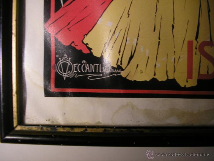 Arte: CAFFÉ ESPRESSO SERVIZIO ISTANTANEO,LÁMINA ENMARCADA CON CRISTAL - Foto 12 - 41586862