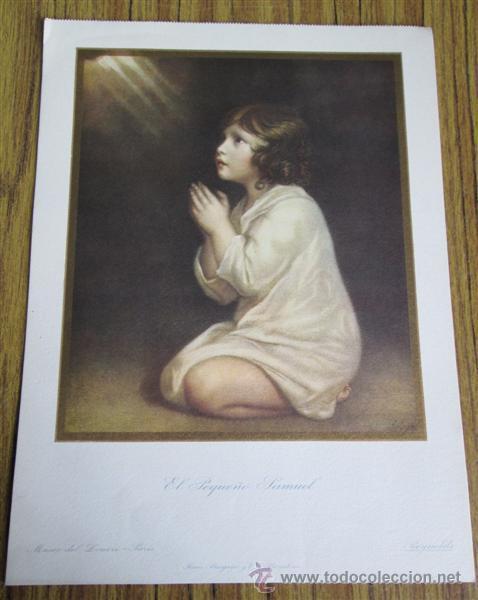 Arte: 7 laminas de pintura religiosa - Foto 2 - 42016875