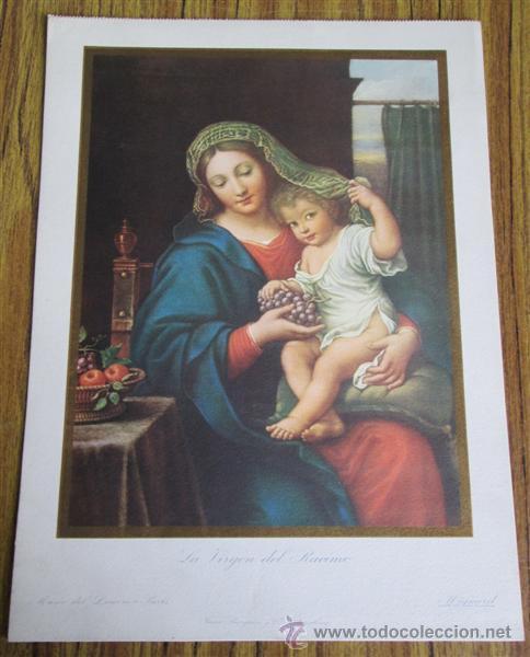 Arte: 7 laminas de pintura religiosa - Foto 4 - 42016875