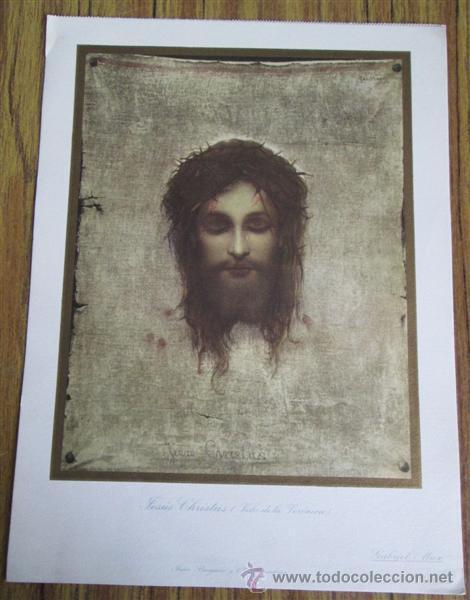 Arte: 7 laminas de pintura religiosa - Foto 6 - 42016875