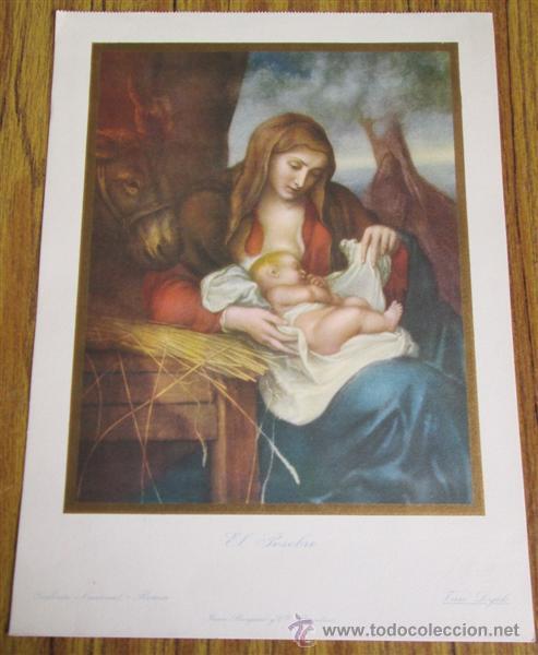 Arte: 7 laminas de pintura religiosa - Foto 8 - 42016875