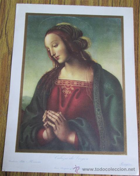 Arte: 7 laminas de pintura religiosa - Foto 12 - 42016875