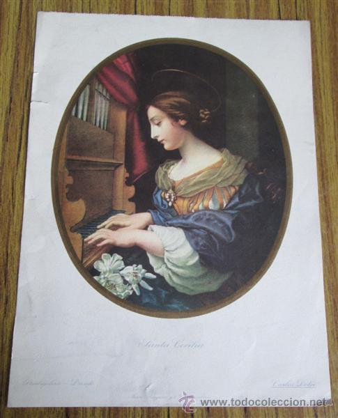 Arte: 7 laminas de pintura religiosa - Foto 14 - 42016875