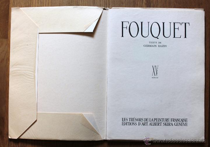 Arte: FOUQUET - XV SIECLE - LES TRESORS DE LA PEINTURE FRANÇAISE - Foto 2 - 42957950