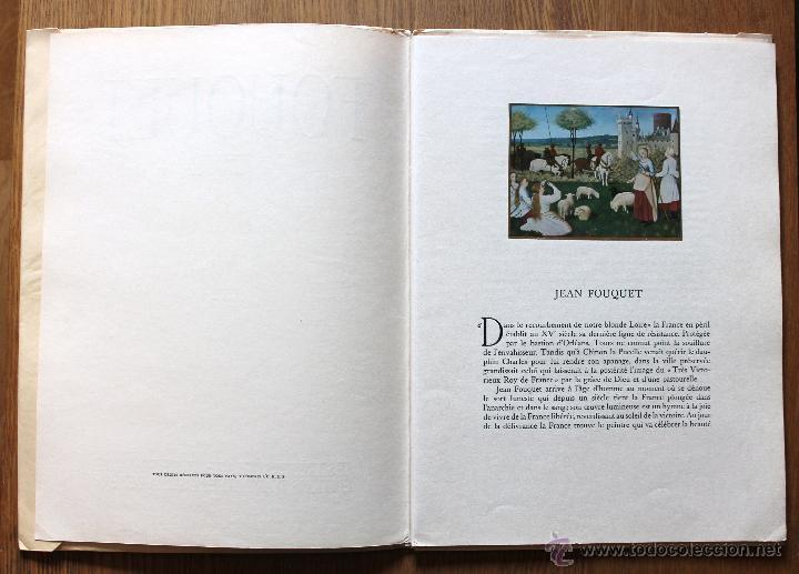 Arte: FOUQUET - XV SIECLE - LES TRESORS DE LA PEINTURE FRANÇAISE - Foto 4 - 42957950