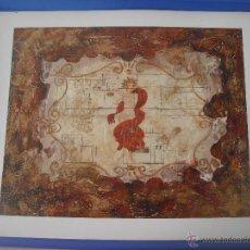 Arte: LAMINA SERIE GABRIEL Nº 2148. 30 X 24 CM. Lote 43220926